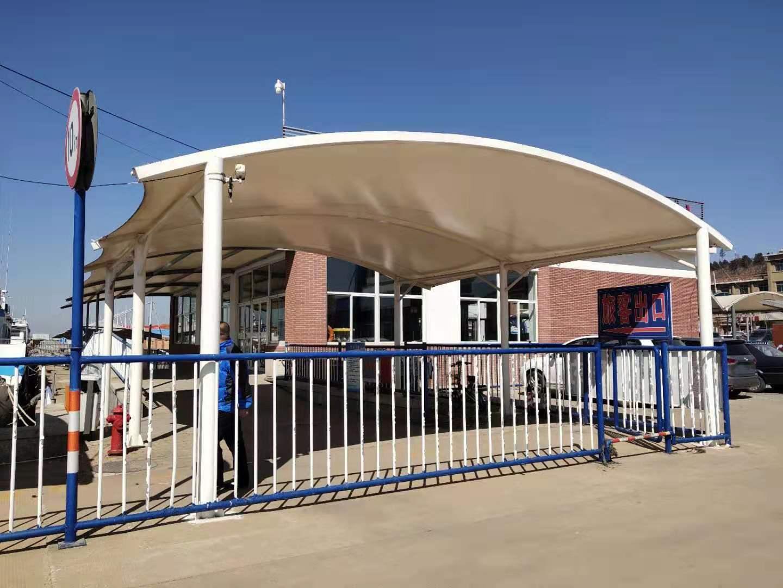 威海膜结构帐篷